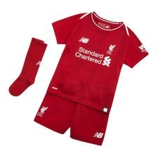 Liverpool Hemmatröja 2018/19 Mini-Kit Barn