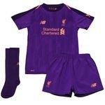 Liverpool Uitshirt 2018/19 Mini-Kit Kinderen