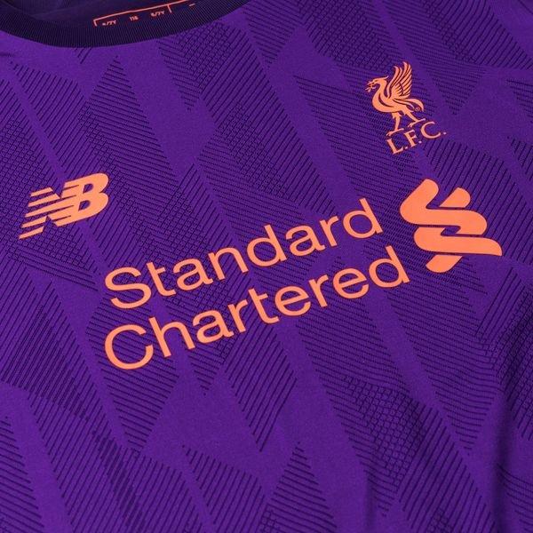0164c2b62 Liverpool Away Shirt 2018 19 Mini-Kit Kids