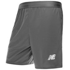 liverpool training shorts knitted elite - grey kids - training shorts