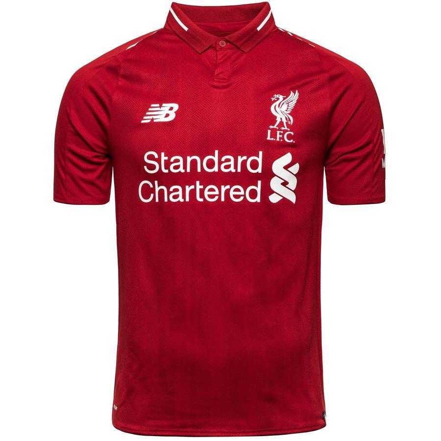 Liverpool Maillot Domicile 2018/19 Enfant