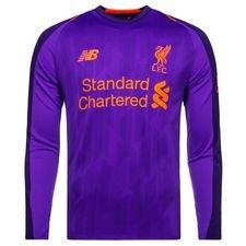 Liverpool Auswärtstrikot 2018/19 L/S Kinder