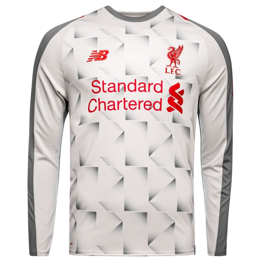 Liverpool 3 Trikot 2018 19 L S Kinder Www Unisportstore De