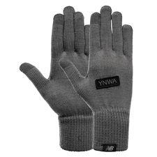 liverpool strikhandsker - sølv - handsker