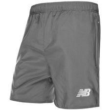 liverpool training shorts woven pocket elite - grey - training shorts