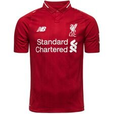 liverpool home shirt 2018/19 - football shirts