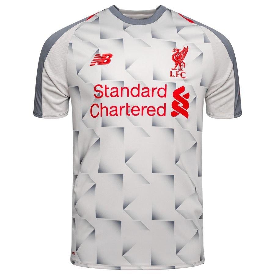 Liverpool 3ème Maillot 2018/19
