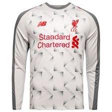 Liverpool 3. trøje for sæsonen 2018/19, lavet af klubbens amerikanske sponsor New Balance.