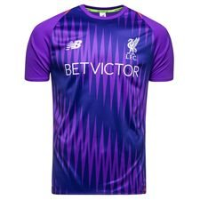 Liverpool Tränings T-Shirt Match Elite - Lila