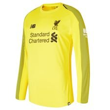 liverpool goalkeeper shirt home 2018/19 - football shirts