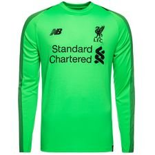 liverpool keepersshirt uit 2018/19 - voetbalshirts