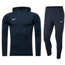 nike tracksuit academy - navy - track suits