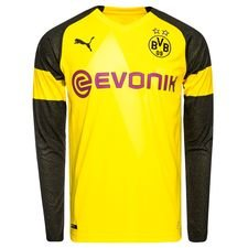 Dortmund Hjemmebanetrøje 2018/19 Langærmet