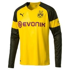 Dortmund Maillot Domicile 2018/19 Manches Longues