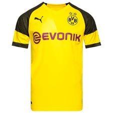 dortmund home shirt 2018/19 - football shirts