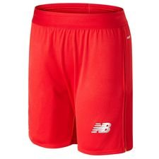 liverpool training shorts knitted elite - red/white - training shorts