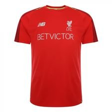 liverpool training t-shirt elite - red - t-shirts
