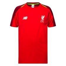 liverpool trænings t-shirt elite - rød børn - t-shirts