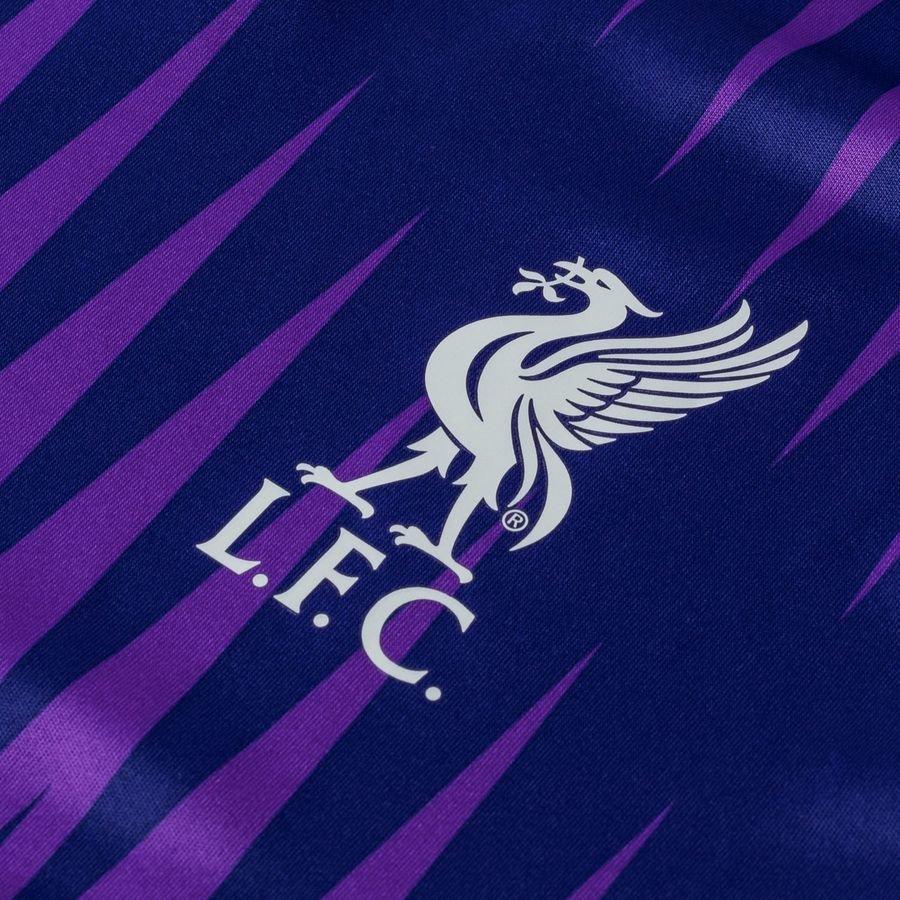 Liverpool Trenings T Skjorte Match Elite Lilla Barn
