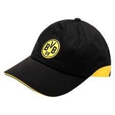 Dortmund Keps - Svart/Gul