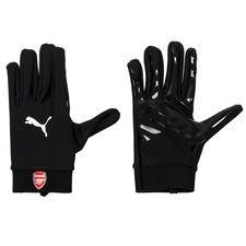 Arsenal Spelarhandskar - Svart