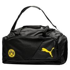 Dortmund Sportväska LIGA Medium - Svart/Gul