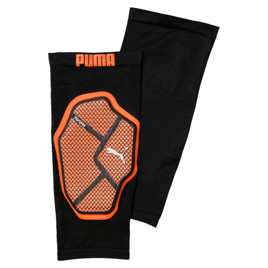 PUMA Protège-Tibias Future 2.1 Uprising Pack - Orange/Noir