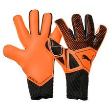 Image of   PUMA Målmandshandske Future Grip 2.1 Uprising Pack - Orange/Sort/Hvid