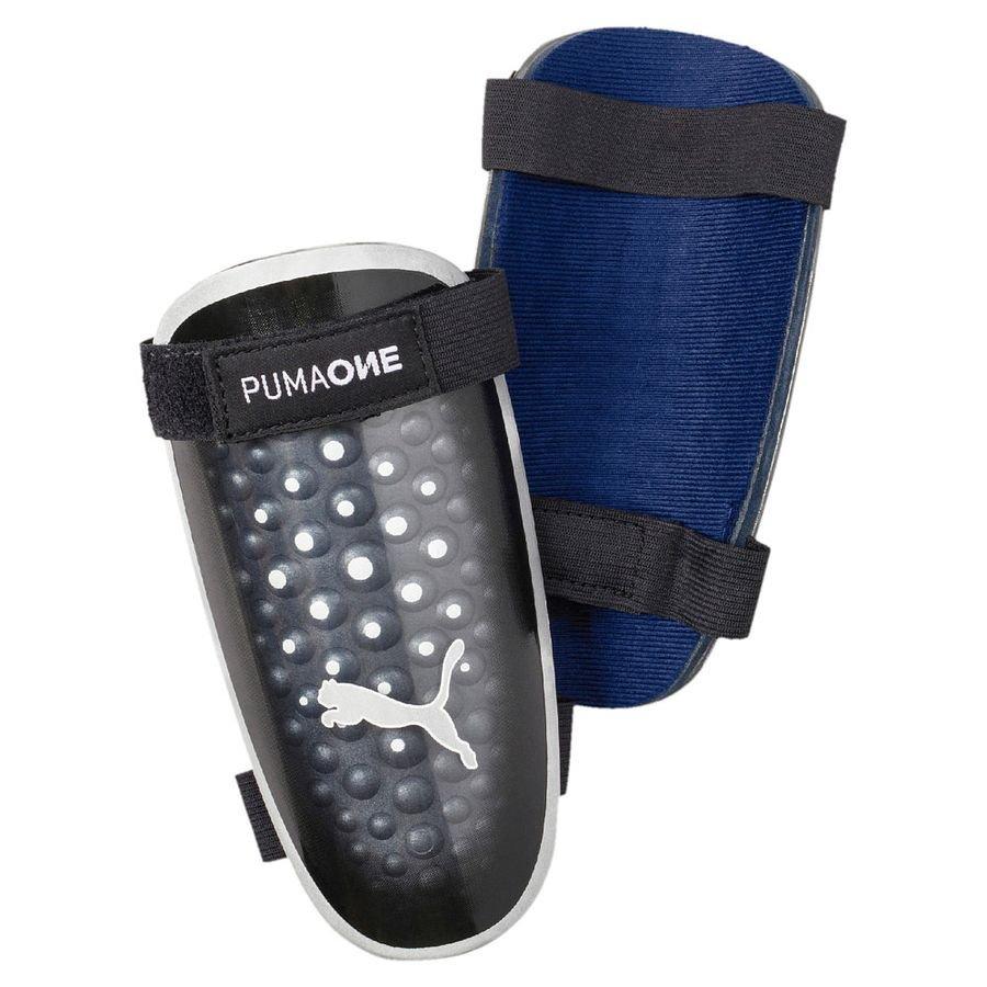 PUMA Protège-Tibias One 5 Stun - Bleu/Noir