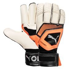 Image of   PUMA Målmandshandske One Grip 1 GC Uprising Pack - Hvid/Orange/Sort
