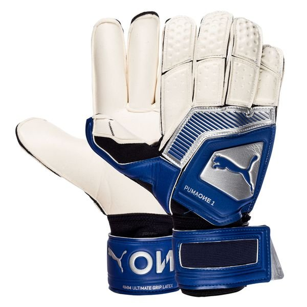 d5fd2a6736b PUMA Keepershandschoenen One Grip 1 GC Stun - Blauw/Zilver/Navy ...