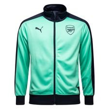 Arsenal Track Top T7 Fan - Turkos/Navy