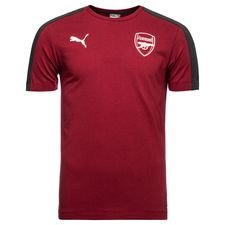 Arsenal T-Shirt Fan T7 - Röd/Navy