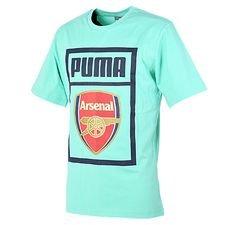 Arsenal T-Shirt Fan - Turkos