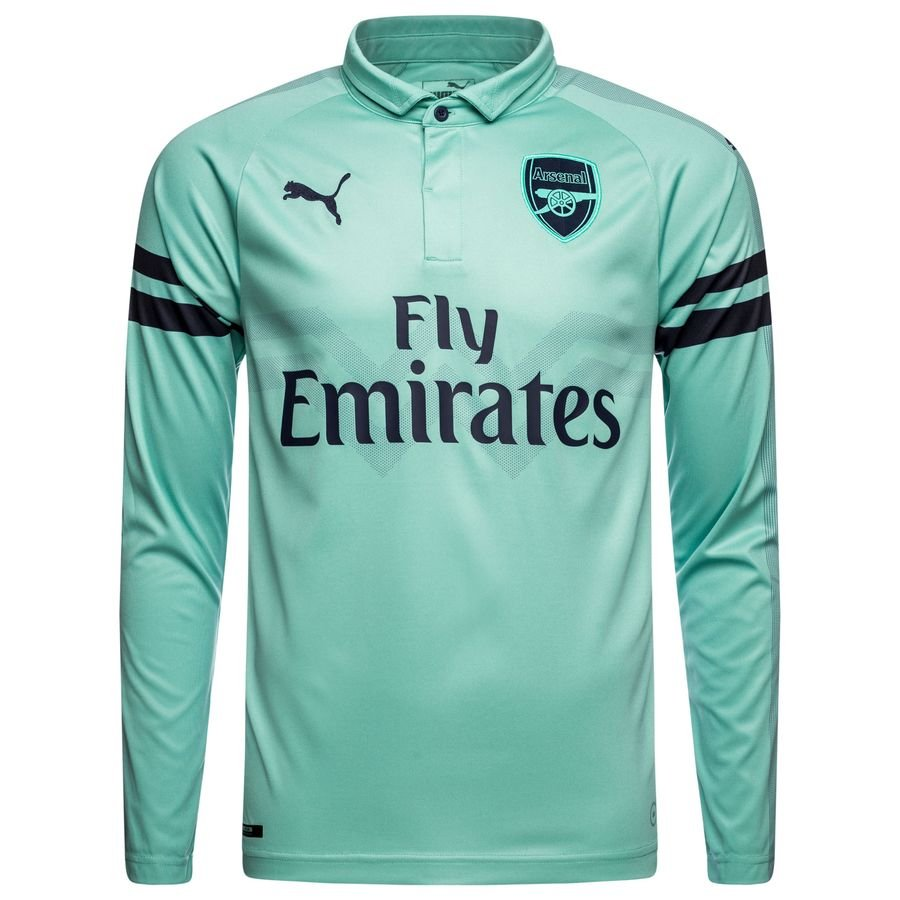 5bd4bc18698 Arsenal Third Shirt 2018 19 L S