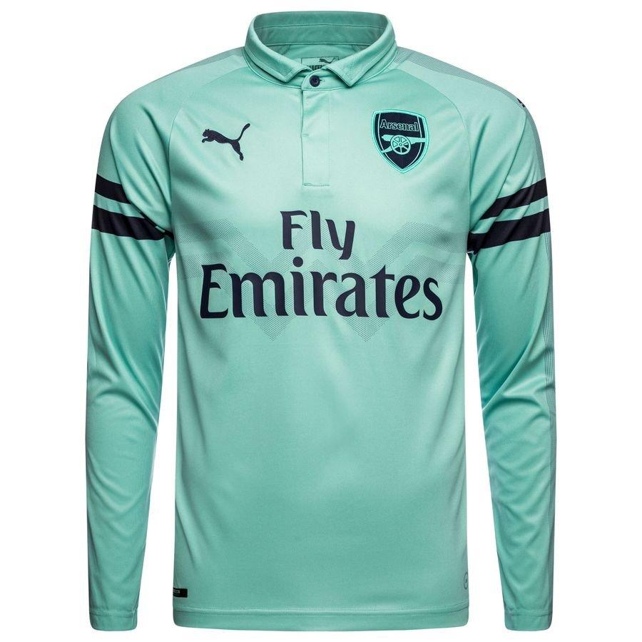 hot sale online e7142 fc65c Arsenal Third Shirt 2018/19 L/S Kids | www.unisportstore.com