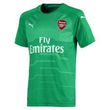 Arsenal Keepersshirt 2018/19 Groen Kinderen