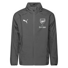 Arsenal Regnjacka Luva - Grå