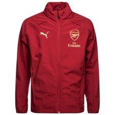 Arsenal Regnjacka Luva - Röd