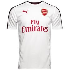 Arsenal Trainingsshirt Stadium - Wit/Rood