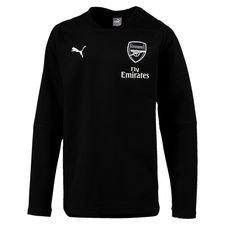 Image of   Arsenal Sweatshirt Casual - Sort Børn