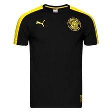 Dortmund T-Shirt Fan T7 - Svart