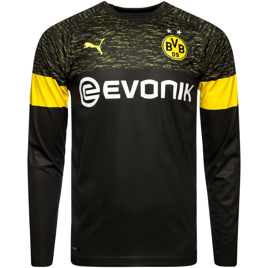 Dortmund Maillot Extérieur 2018/19 Manches Longues