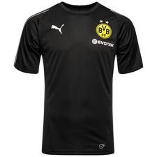 Dortmund Trainingsshirt Stadium - Zwart
