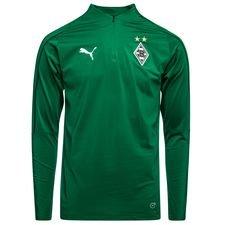 Borussia Monchengladbach Trainingsshirt Kwartrits – Groen