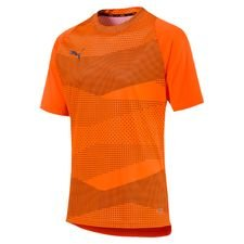PUMA Training T-Shirt ftblNXT Graphic Uprising - Orange/Schwarz
