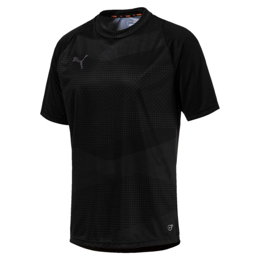 PUMA Trænings T-Shirt ftblNXT Graphic - Sort