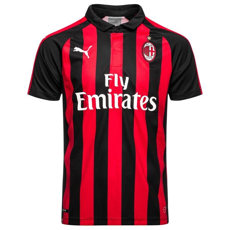 Milan Hjemmebanetrøje 2018/19