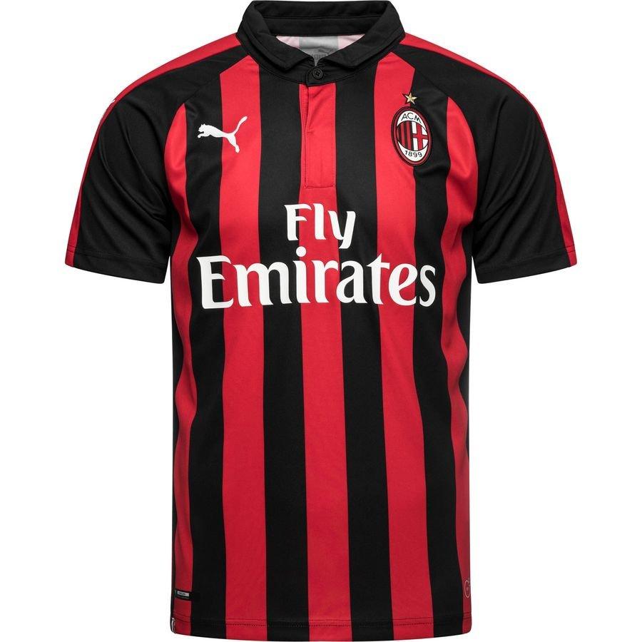 Milan Hjemmebanetrøje 2018/19 Authentic