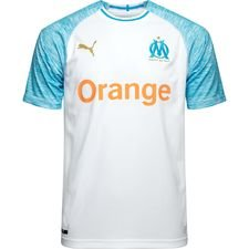 Marseille Home Shirt 2018/19 Kids
